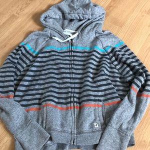American Eagle outfitters Men's hoodie full zip up